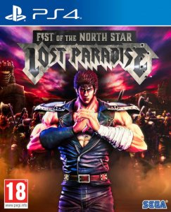 Fist of the North Star: Lost Paradise per PlayStation 4