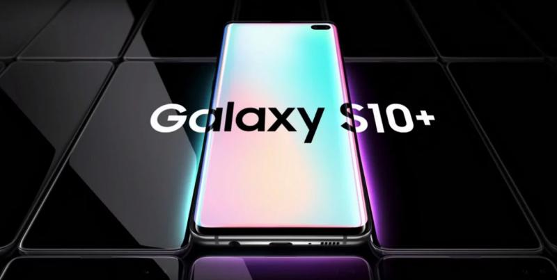 Samsung Galaxy S10 Presentazione Display Specifiche 1