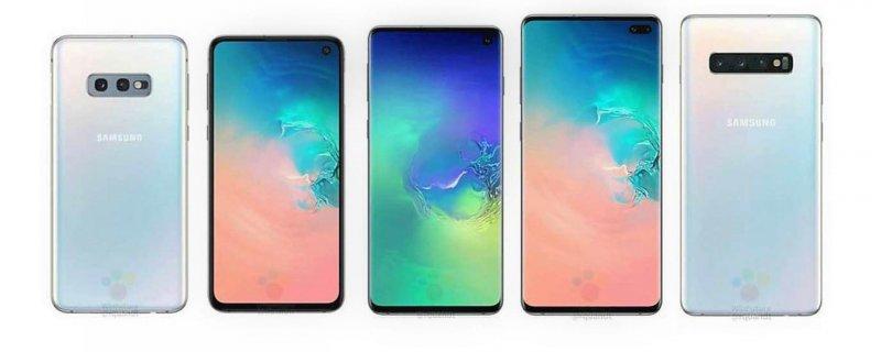 Samsung Galaxy S10 Presentazione Display Specifiche 3