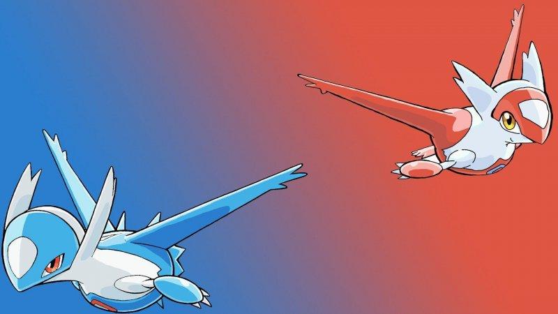Pokemon Go Latios Latias 1