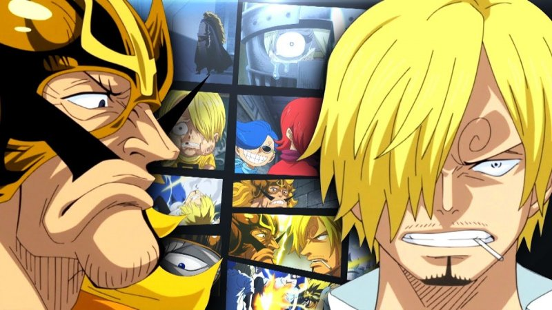 One Piece Sanji Vinsmoke Judge 1
