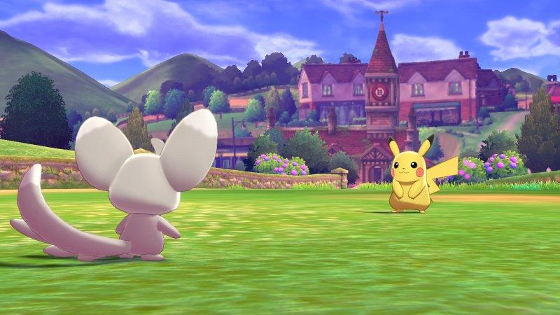 Pokemon Spada E Scudo 00006