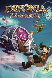 Deponia Doomsday per Xbox One
