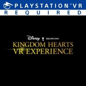 Kingdom Hearts: VR Experience per PlayStation 4