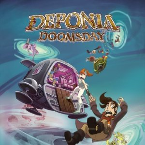 Deponia Doomsday per PlayStation 4