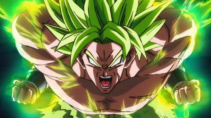 Dragon Ball Super Broly Videogiochi Video Ita