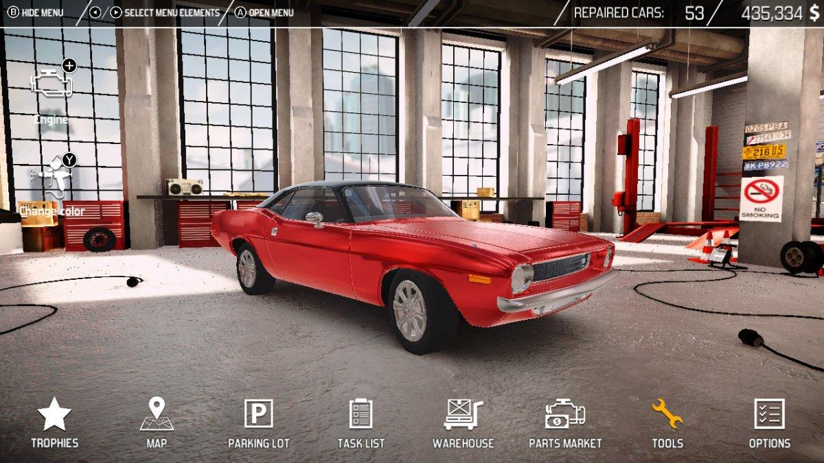 Car Mechanic Simulator, la recensione console
