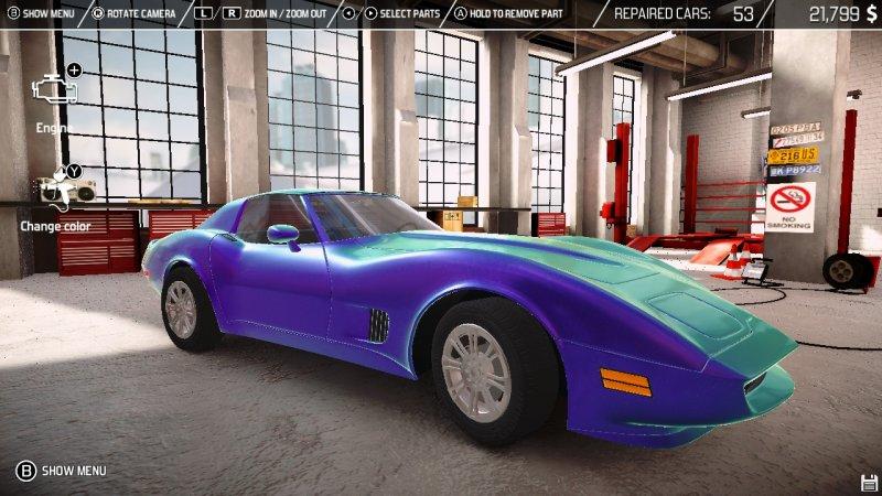 Car Mechanic Simulator Nintendo Switch 6
