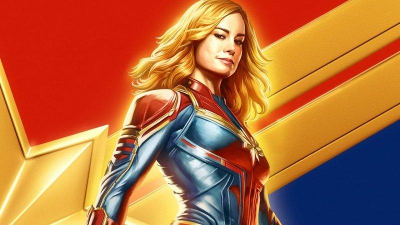 Captain Marvel Recensione 2