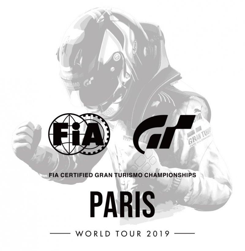 Fia Gran Turismo Championship 2019 Paris