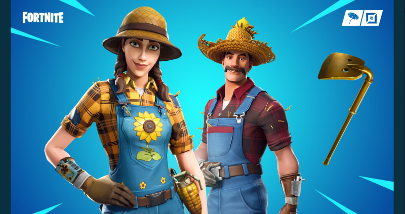 Fortnite Girasole Germoglio Di Sole 2