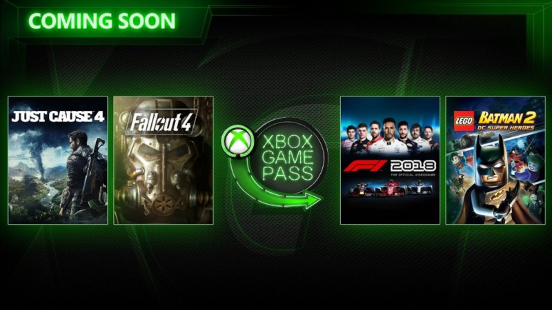 xbox game pass marzo 2019