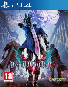Devil May Cry 5 per PlayStation 4