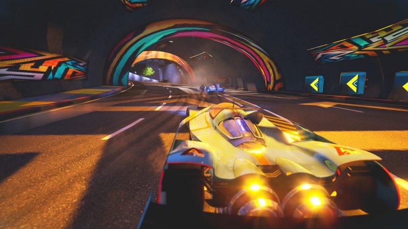Xenon Racer 4