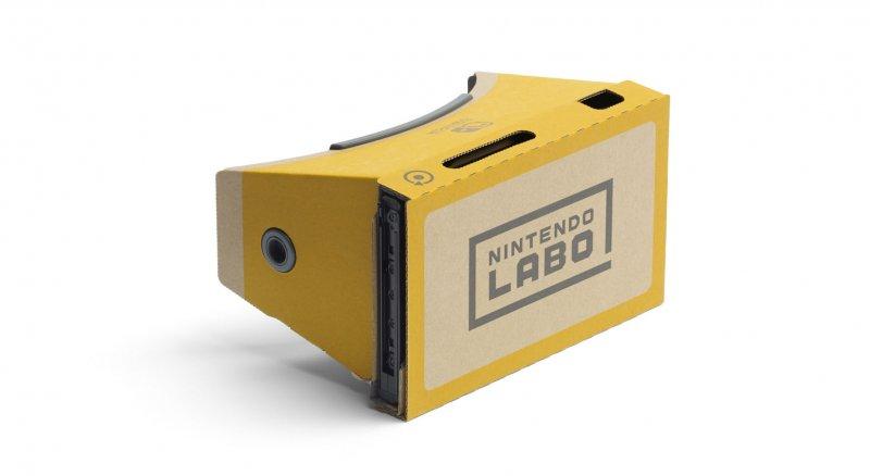 Nintendo Labo Kit Vr 15