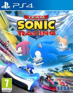 Team Sonic Racing per PlayStation 4