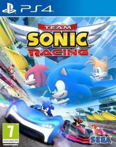 Team Sonic Racing per PlayStation 4