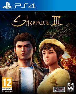 Shenmue III per PlayStation 4