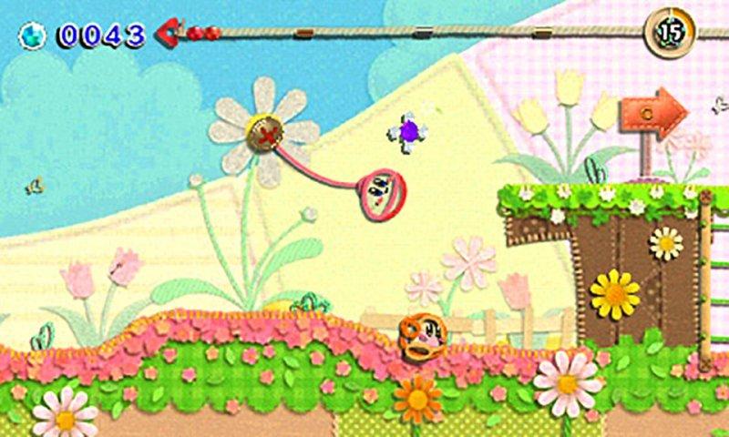 Kirby E La Nuova Stoffa Dell Eroe 18