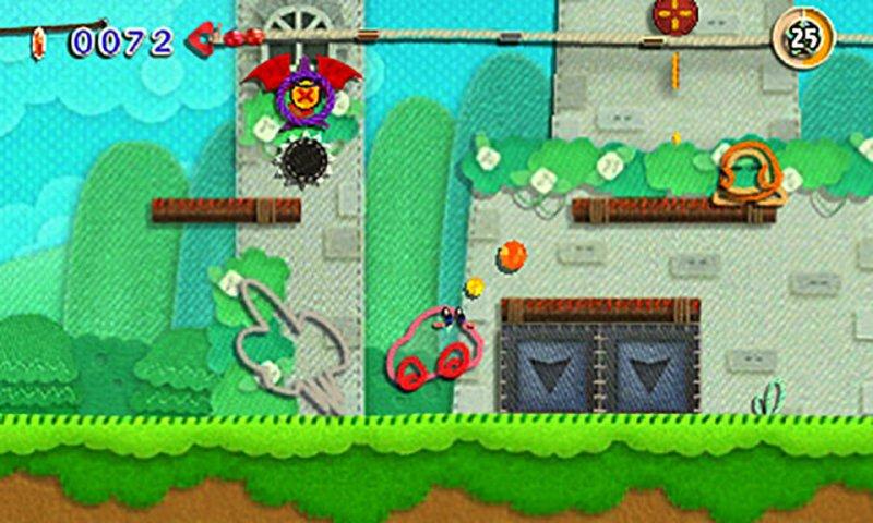 Kirby E La Nuova Stoffa Dell Eroe 20