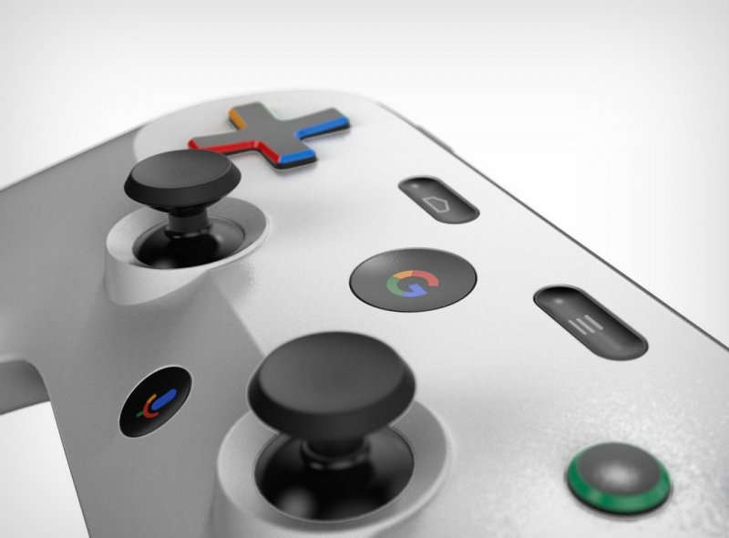 Google Gaming Console Controller 2