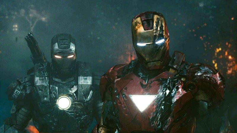 Iron Man 2 Still War Machine Mark V1 O0Uuqri