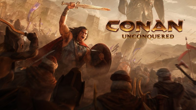 Conan Unconquered 1