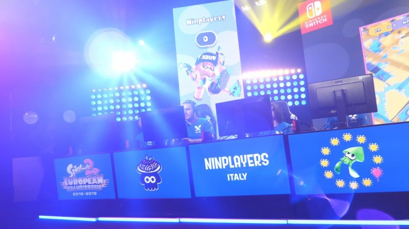 Splatoon Ninplayers European Championship 2019 2