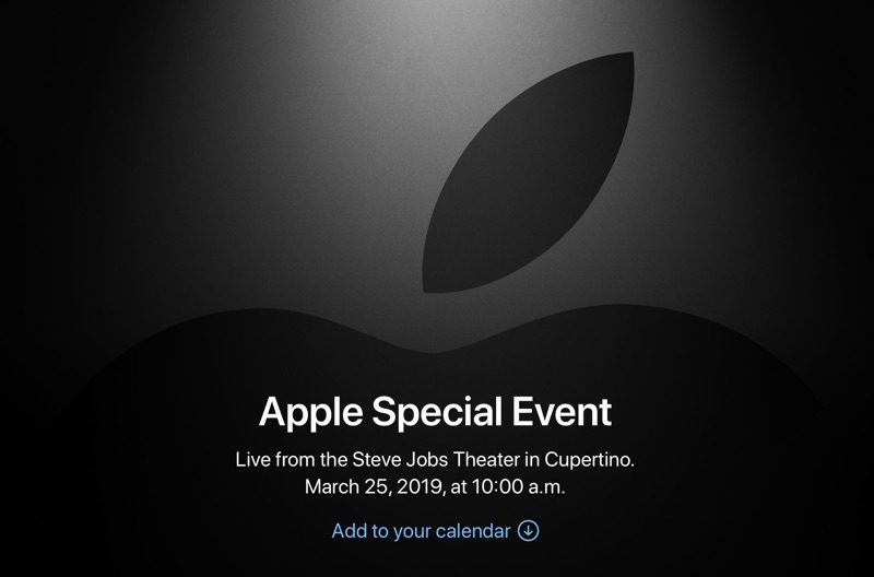 Apple Nuovo Evento 2