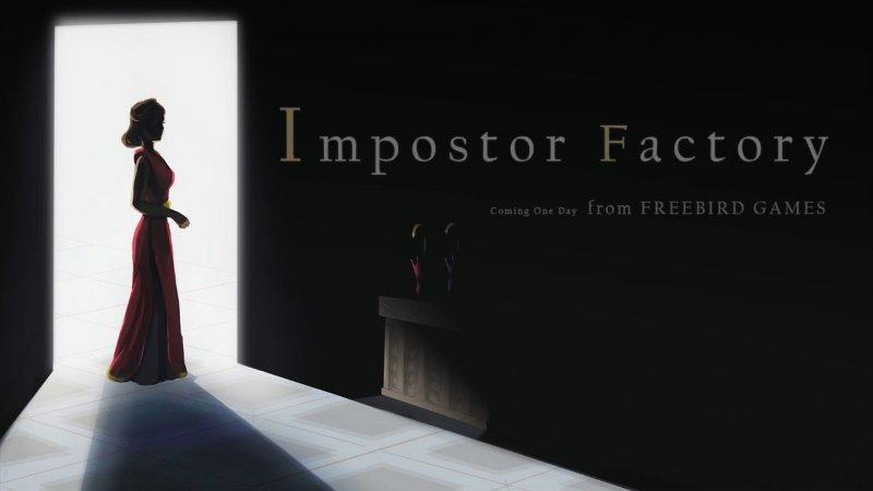 Impostor Factory Kxdjusc