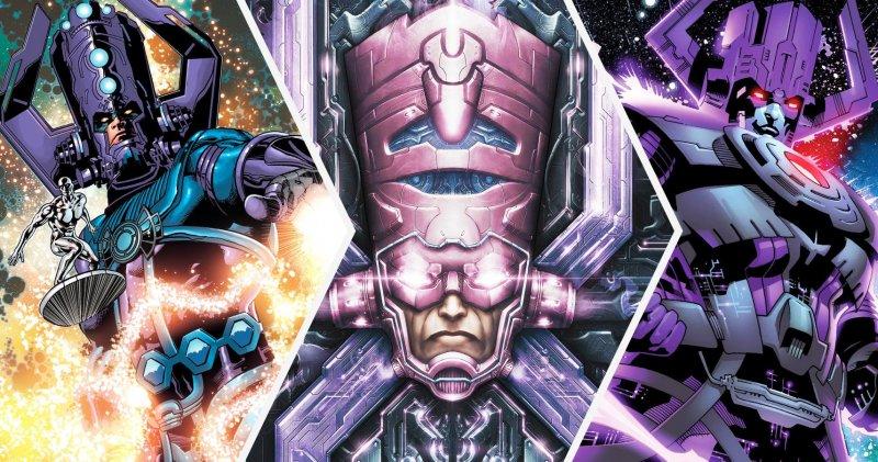 Avengers Endgame Galactus Thanos 2