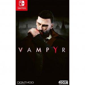 Vampyr per Nintendo Switch