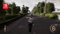 TT Isle of Man - Un video di gameplay della versione Switch