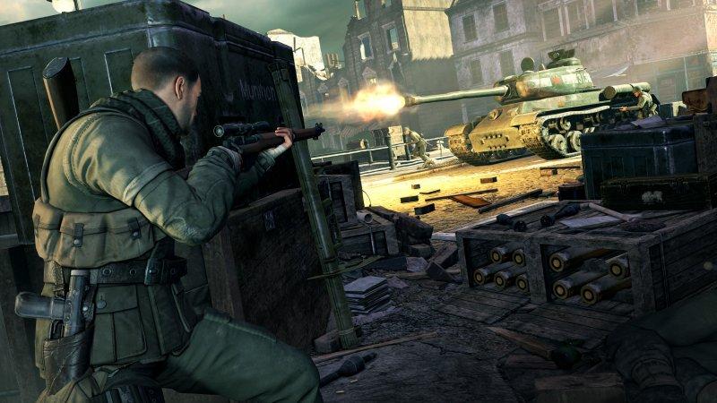 Sniper Elite V2 Remastered 10