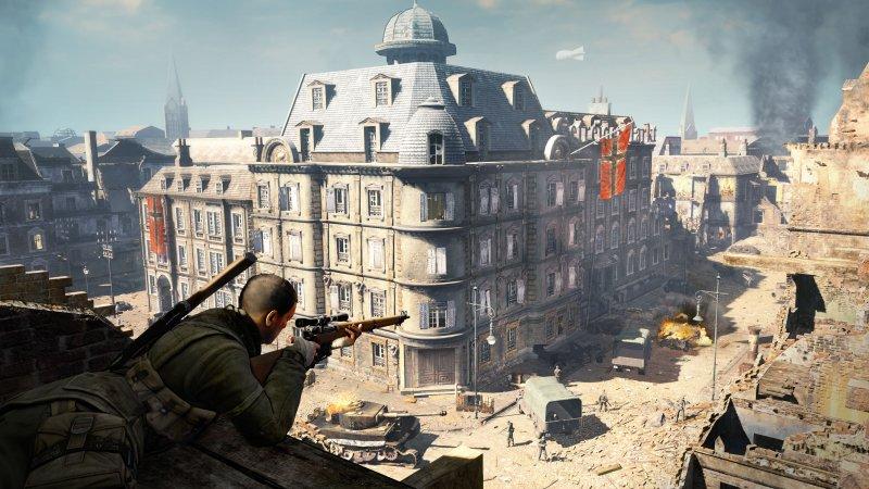 Sniper Elite V2 Remastered 9