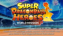 Super Dragon Ball Heroes: World Mission - Trailer del gameplay