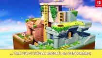 Captain Toad: Treasure Tracker – Episodio speciale - Trailer di lancio