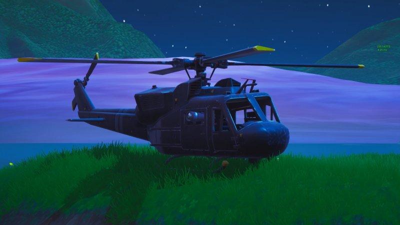 fortnite elicottero epic games 1 - evento del vulcano fortnite
