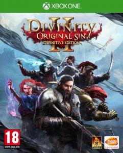 Divinity: Original Sin II - Definitive Edition per Xbox One