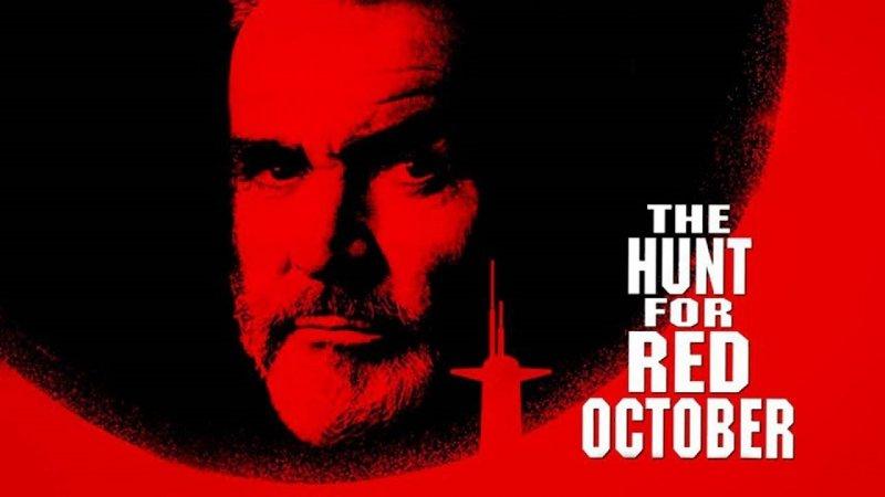 Caccia Ottobre Rosso Film