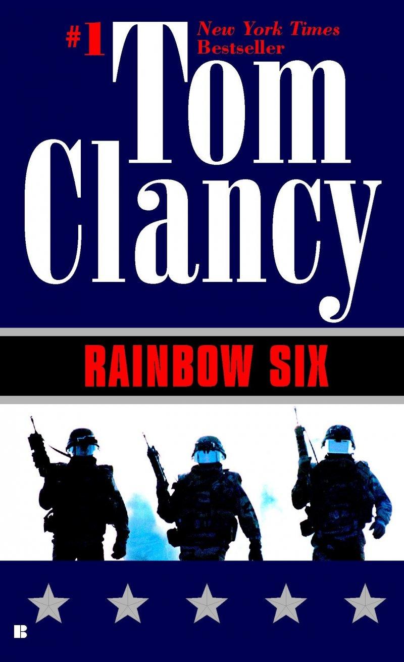 Tom Clancy Rainbow Six Libro