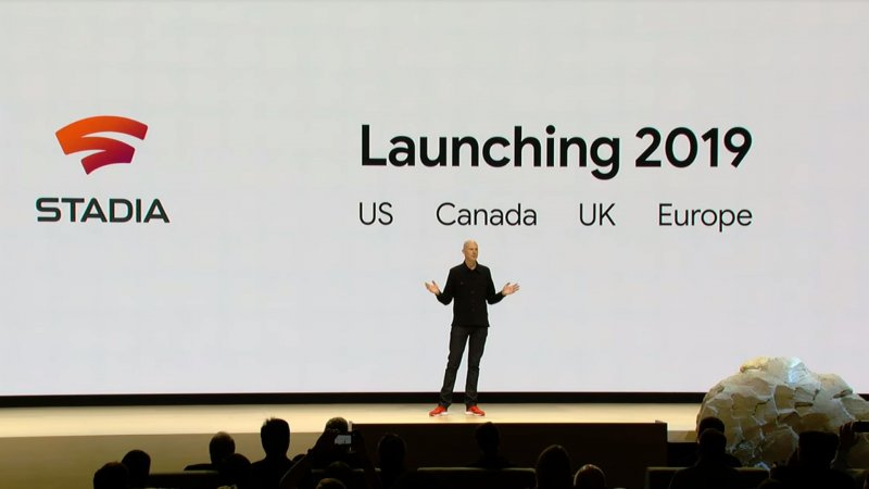 Google Stadia Launch 1