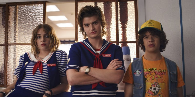 Stranger Things Terza Stagione 3