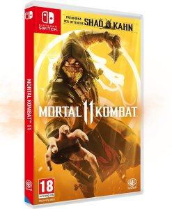 Mortal Kombat 11 per Nintendo Switch