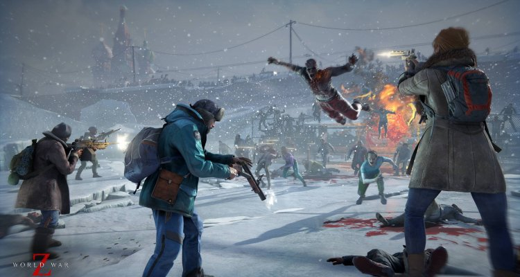World War Z ora disponibile su PC, PS4 e Xbox One: ecco il trailer di ...