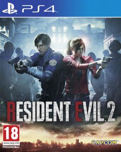 Resident Evil 2 per PlayStation 4
