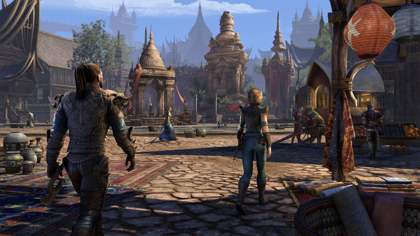 The Elder Scrolls Online: Elsweyr - PS4 - Multiplayer it