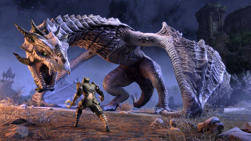The Elder Scrolls Online: Elsweyr disponibile per PS4, Xbox One e PC