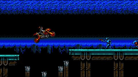 Cyber Shadow: the author only used 25% of the plot, will the rest be DLC?