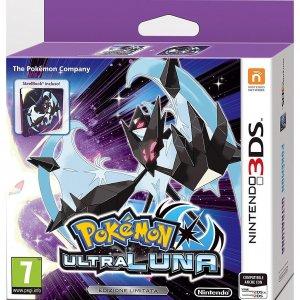 Pokémon Ultraluna per Nintendo 3DS